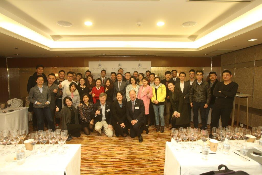 The Vintage Port Academy Workshop, Shanghai, March 2016
