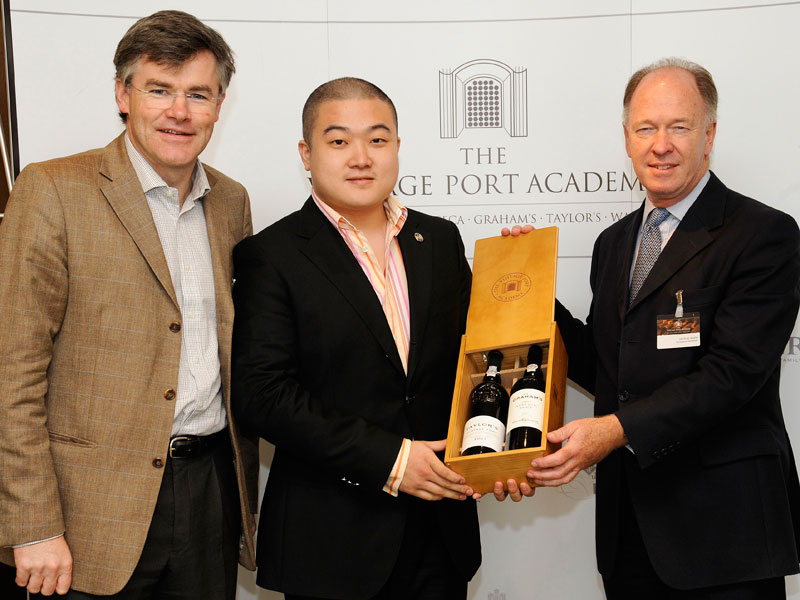 The Vintage Port Academy Masterclasses - The Essential Knowledge of Port'